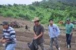 Los jóvenes del ISIA aprender a implementar prácticas agroecológicas en huertas comunitarias. Fuente: 3Colibrís.