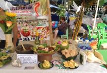 La cocina en la costa pacífica mexicana es diversa, sin embargo el maíz en los totopos y las tortillas jamás deja de hacer presencia. Fuente: 3Colibrís.