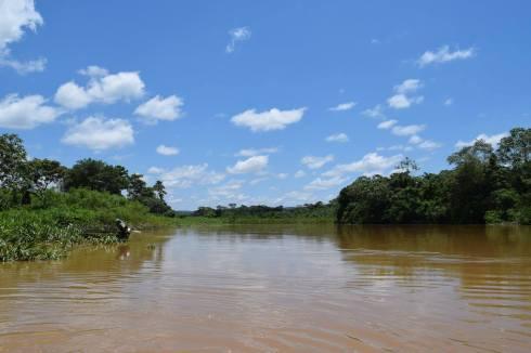 La bella región del Magadalena Medio. Fuente: 3colibrís.