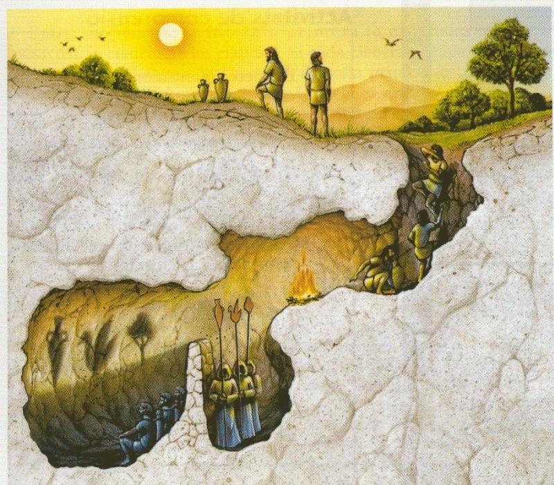 mito-caverna