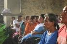 La vida religiosa católica o cristiana tiene tiene una significativa influencia en las prácticas agrícolas locales. Fuente: 3Colibrís.