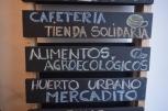 Tierra Adentro, un innovador concepto de café & ecotienda que de apoya la pequeña agricultura de las 3 regiones del país andino. Fuente: 3Colibrís.