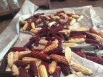 El maíz es fundamental en la dieta tica. Fuente: 3Colibrís.